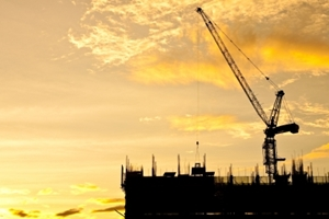 Construction activity growth in Queensland
