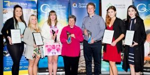 Salute to Excellence Awards kick-start student tourism and hospitality careers