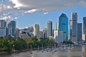 Brisbane waterfront project will bring 500 jobs to Queensland