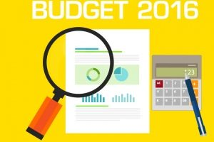 Budget 2016 – Jobs for Youth and Tax Cuts