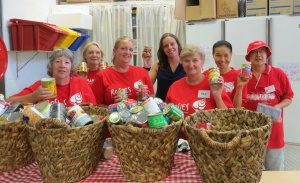 BUSY brings in the New Year by supporting local charities