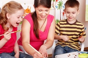 The benefits of a career in childcare