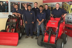 Dingo Australia sets the pace in apprenticeship training with support from BUSY