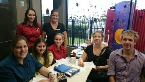 BUSY At Work and McDonalds supporting Hervey Bay youth