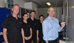 BUSY supports successful Employer Led Program with QT Hotel