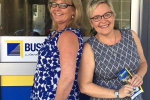 Gympie office opening morning tea to bring key stakeholders together
