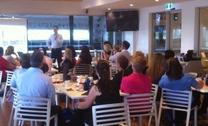 The Total Apprenticeship Experience – Hervey Bay Industry Breakfast
