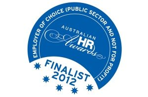 BUSY At Work Employer of Choice Finalist in national HR awards