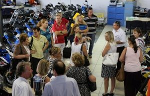 BUSY and MTA Queensland host first ever motor trade industry overview