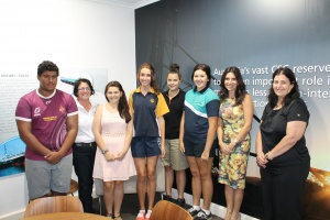 Santos GLNG supports school-based training for Gladstone students