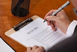 Tailoring your resume to achieve results