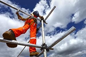 Construction activity picks up in Queensland