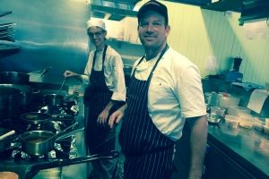 Michael Lands Cooking Apprenticeship with Celebrity Chef