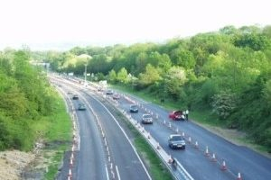 Road projects to benefit from new funding