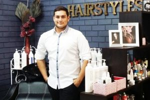 Robert's Hair Salon Goes from Strength to Strength