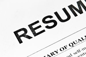 5 of the most common resume mistakes