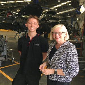 #GC101 on track to put 101 young Gold Coasters into apprenticeships