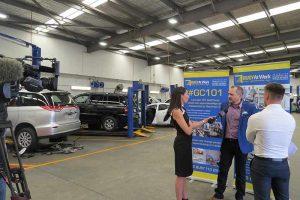 Gold Coast 101 Campaign takes the lead around Australia