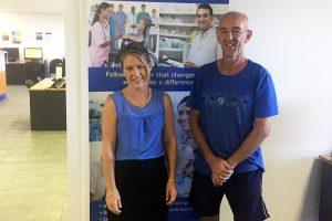 Raymond Enjoys New Lease of Life with Lifeline Role