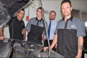 Sunshine Automotive Knows the Value of Employing Apprentices