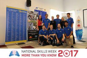 National Skills Week, August 28 – September 3, 2017