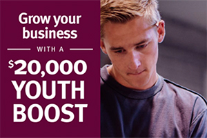 Back to Work Youth Boost Payments