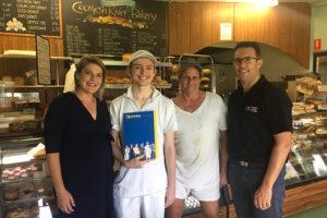 PaTH Internship brings apprenticeship success for Liam