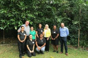 Torres Strait Islander mum of 3 overcomes employment barriers  to change her family's life forever.