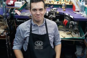 Jewellery Manufacturing Apprentice is Set to Shine