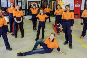 Skilling Queensland Females for the Automotive Industry