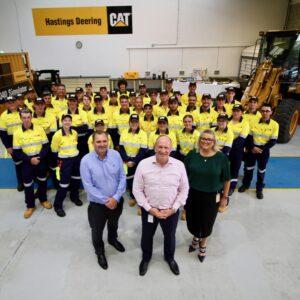 Hastings Deering – Skilling Up the Next Generation!