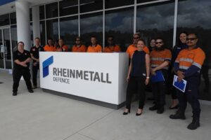 Rheinmetall – investing in their staff through skills development