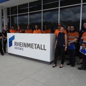 Rheinmetall – investing in their staff through skills development