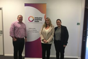 Industry Training Hub now open to connect local students with careers