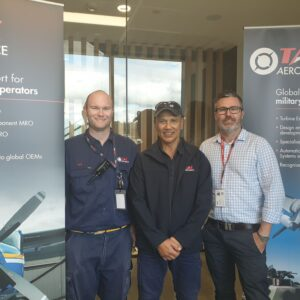 TAE Aerospace Gets Jobseekers 'Ready for Take Off' in their Careers