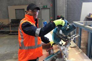 Construction Course Participants are Building Career Pathways